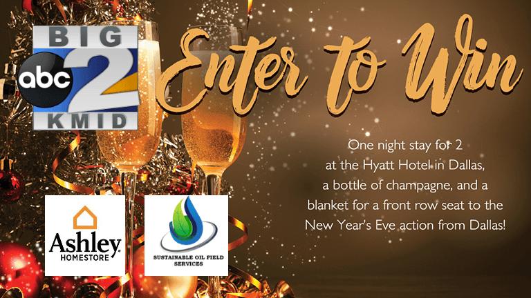 Kmid Big 2 S New Year S Eve Hyatt Hotel Giveaway 2018