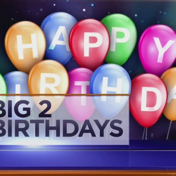 Big 2 Local Birthdays December 17th
