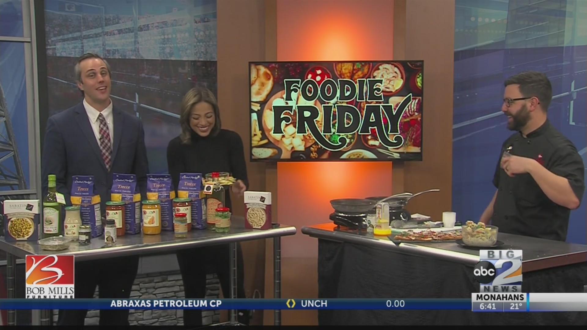Foodie Friday - 1/25/19 Part 1