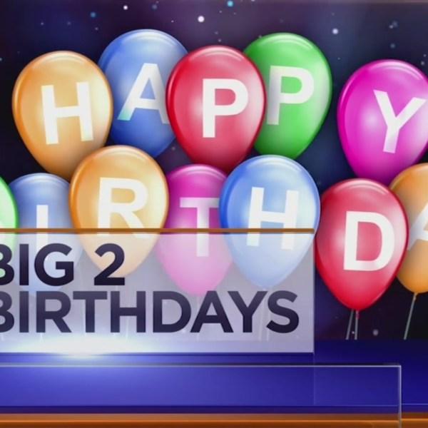 Local Birthdays on Good Morning Basin 1-10-2019