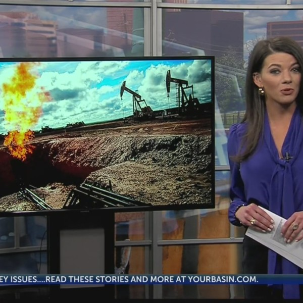 Flaring in the Permian Basin