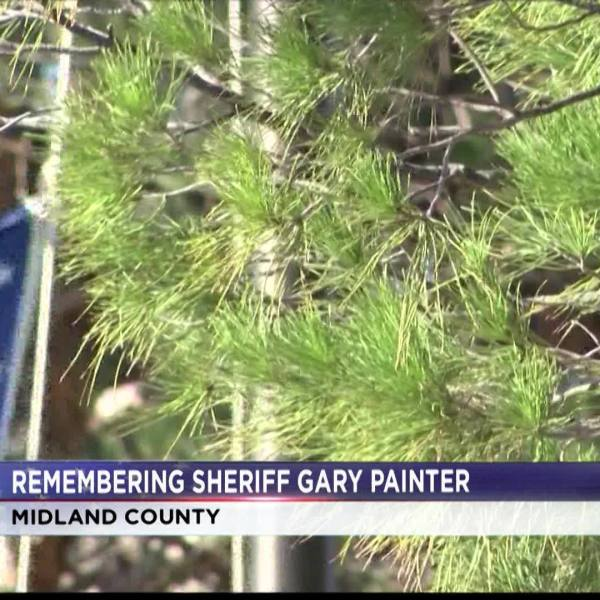 Remembering Midland County Sheriff Gary Painter