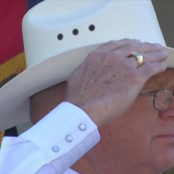 Remembering Sheriff Gary Painter