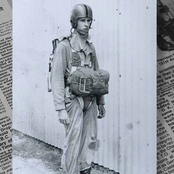 Man fights to get his father a Medal of Honor for his heroism in WWII