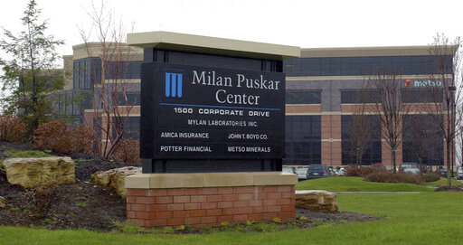 MYLAN LABORATORIES
