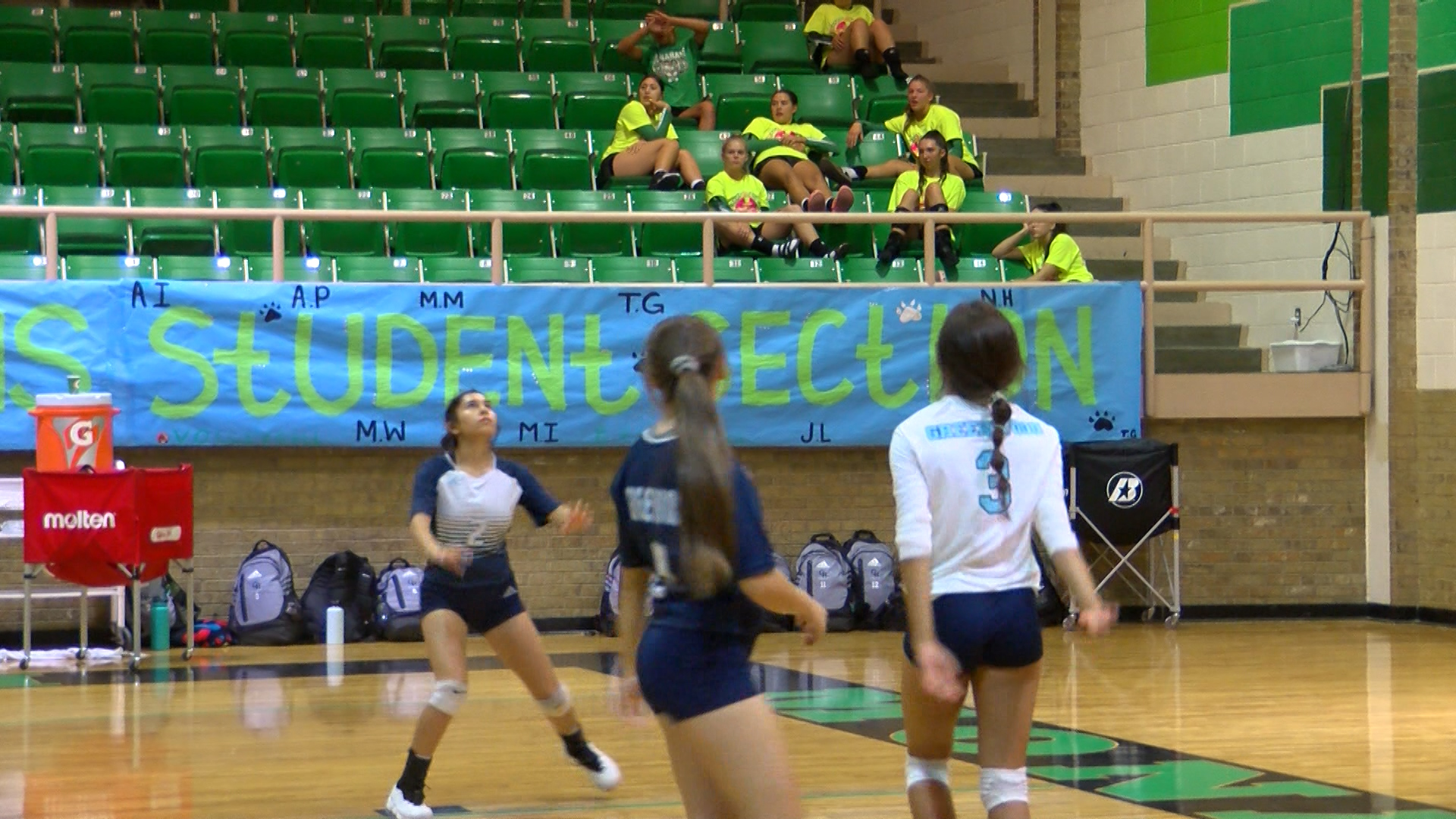 Greenwood takes fourth in Monahans Volleyball Tournament | Yourbasin