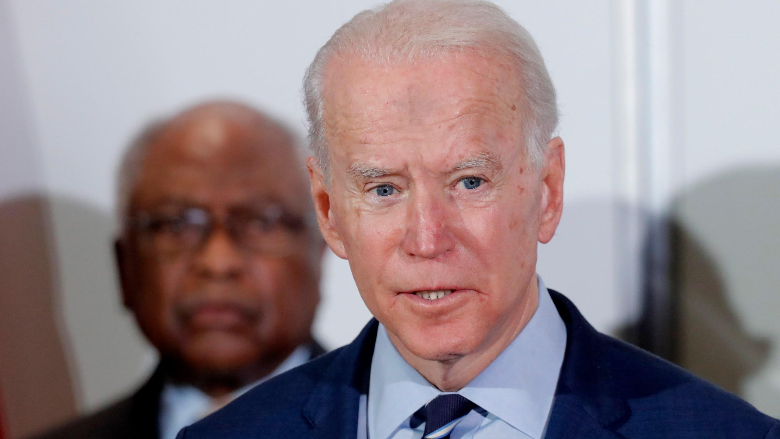 Joe Biden, Jim Clyburn