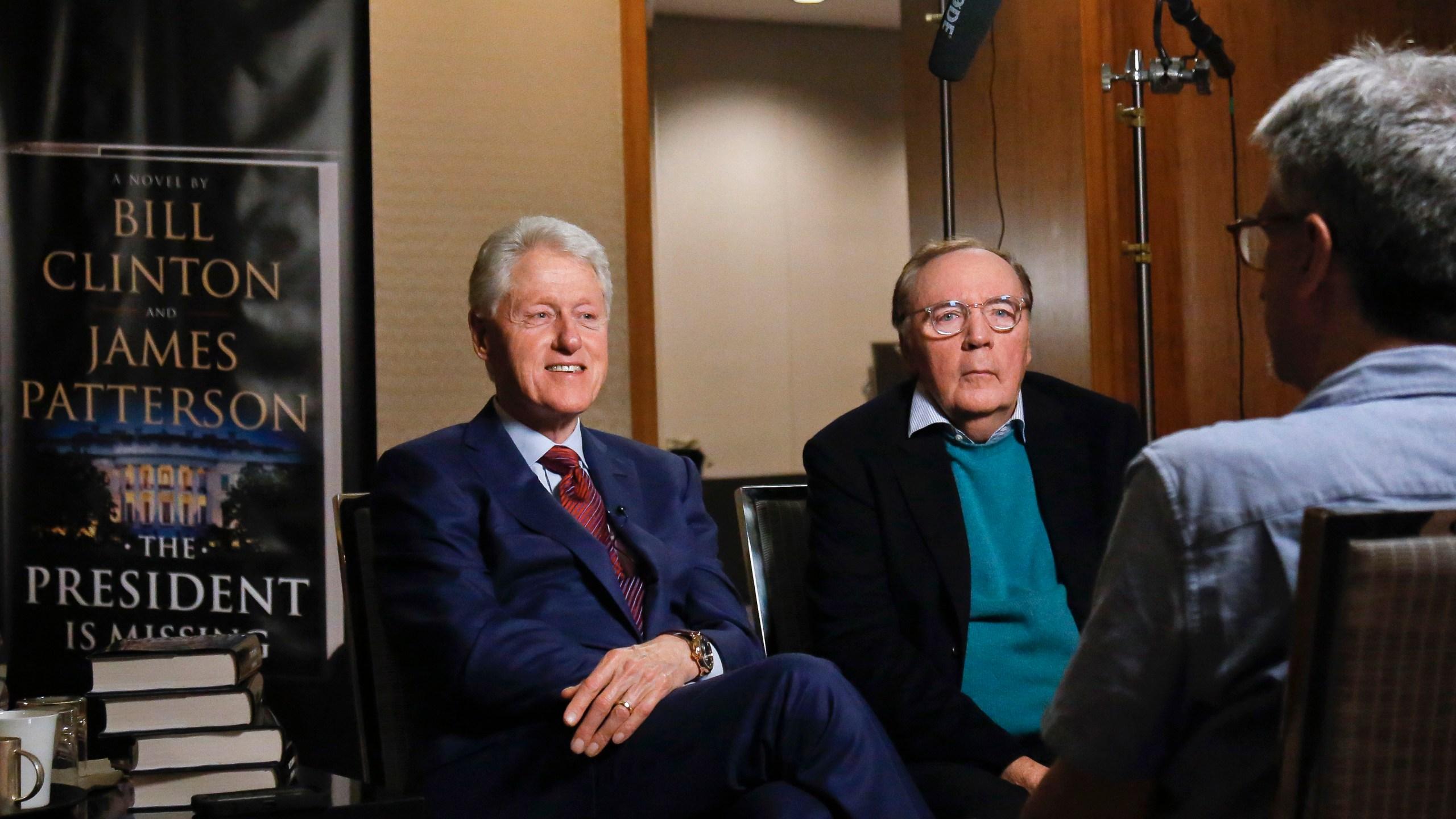 Bill Clinton, Patterson