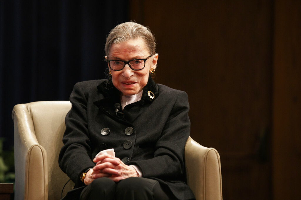 Justice Ruth Bader Ginsburg Dead At 87 Yourbasin