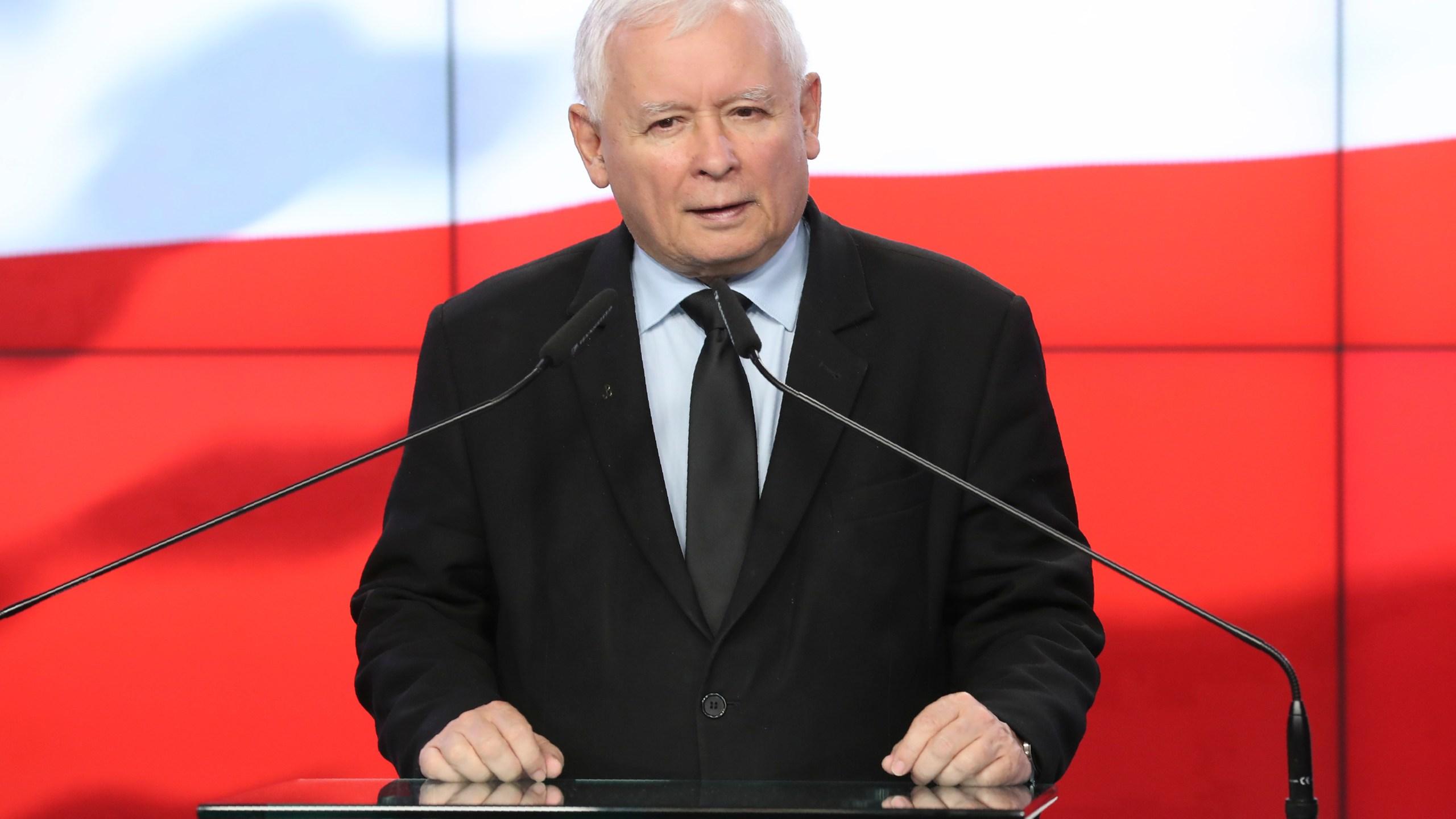 Jaroslaw Kaczynsk