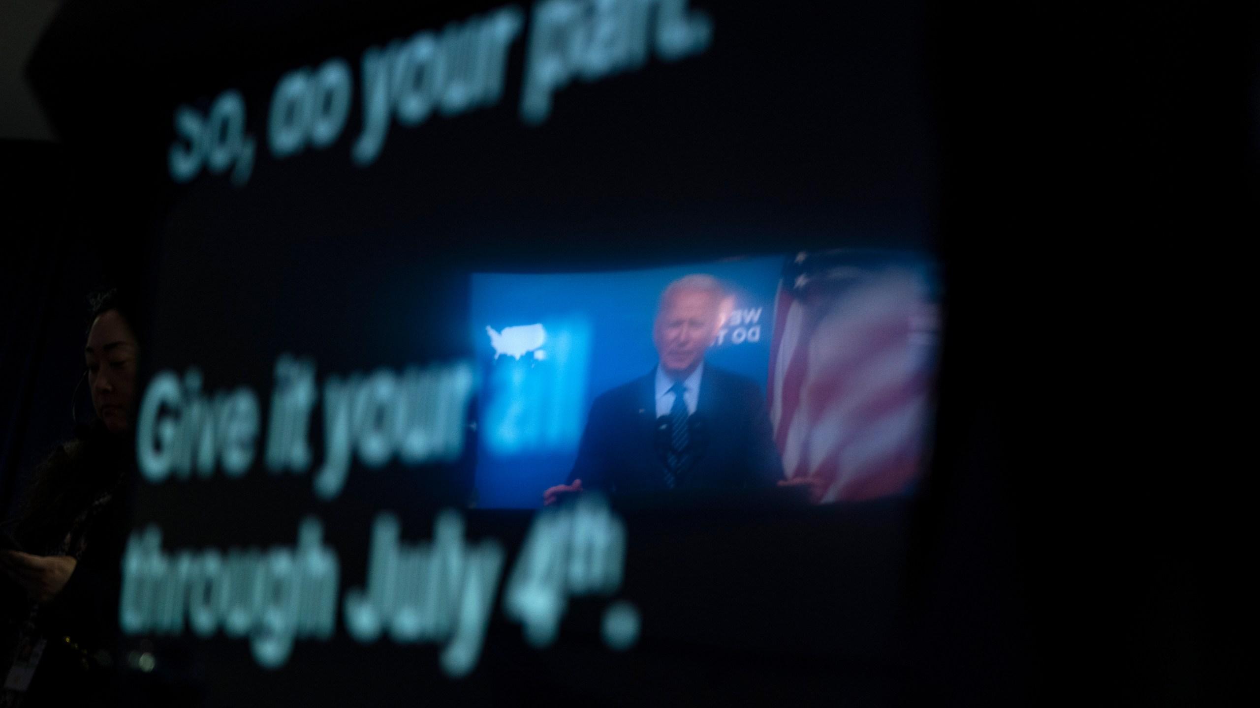 Joe Biden, Kamala Harris