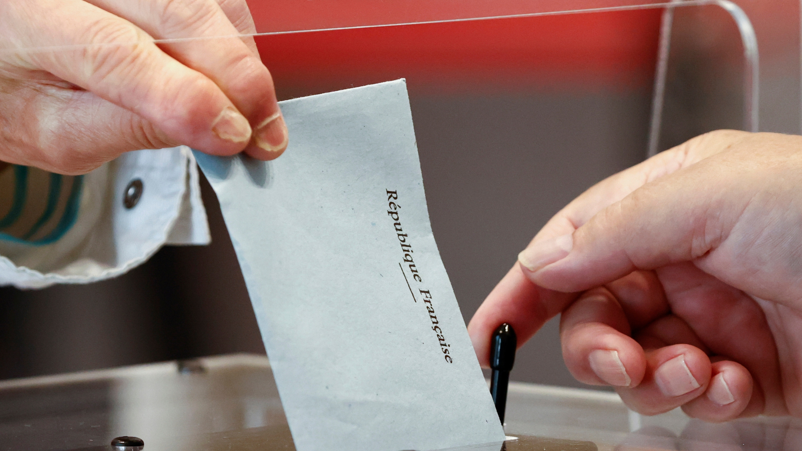 First round of French regional and departmental elections